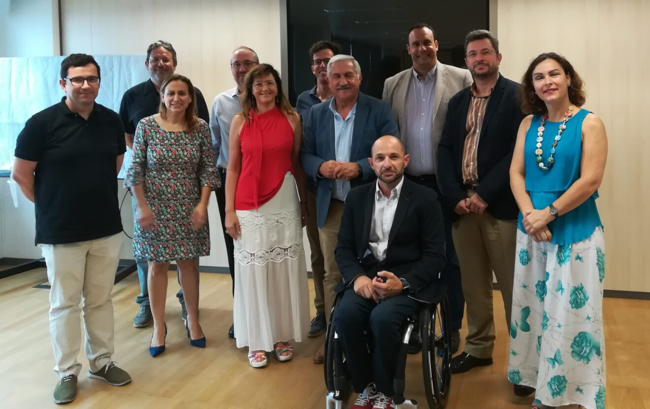 Municipal authorities of Málaga met to coordinate the strategy of the city